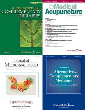 Integrative Medicine Covers