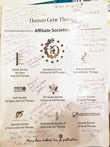 ESGCT 25th anniversary