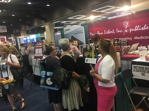 Medical Library Booth