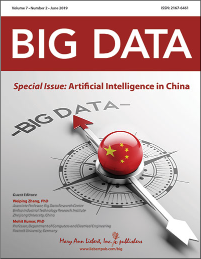 Big Data Journal Cover