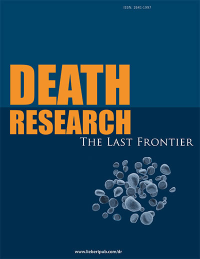 Death Research Journal Cover