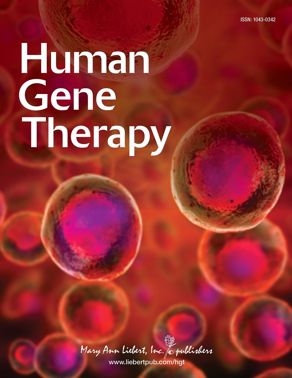 Human Gene Therapy Journal Cover