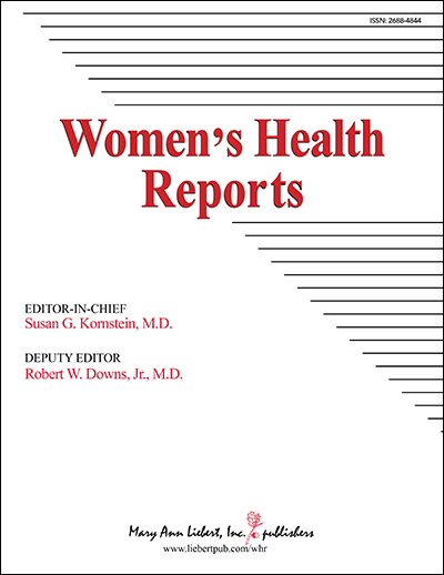 Women's Health Reports Cover