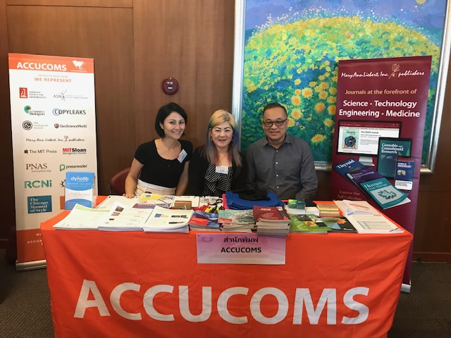Tammy Chang from Accucoms
