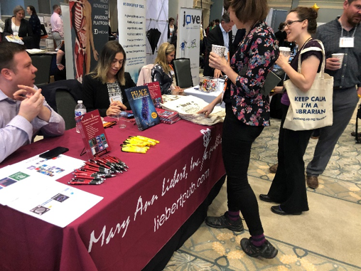 2019 Charleston Conference Vendor Showcase